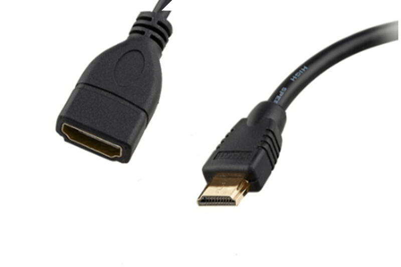 The ABCs of Male vs Female HDMI Connectors